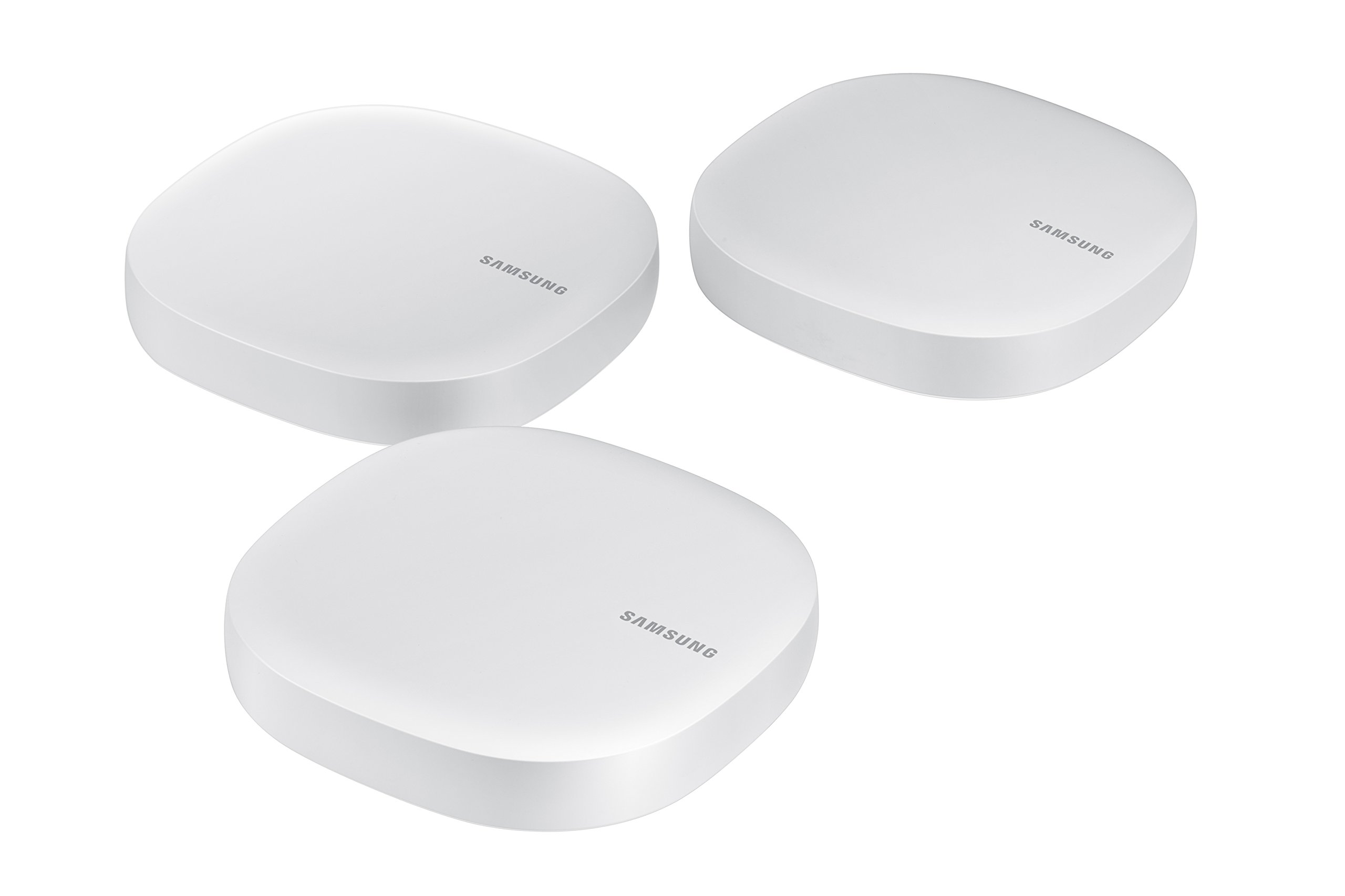 Samsung Connect Home AC1300 Smart Wi-Fi System (3-Pack), Works as a SmartThings Hub by Samsung