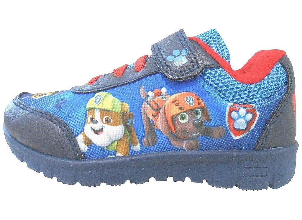 bfcc59ef8956 Amazon.com   Paw Patrol Boys Trainers/Shoe Size UK 5 / EU 22   Sneakers