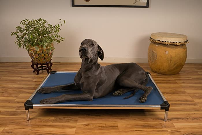 K9 Ballistics Durable Chew Resistant Raised Dog Bed
