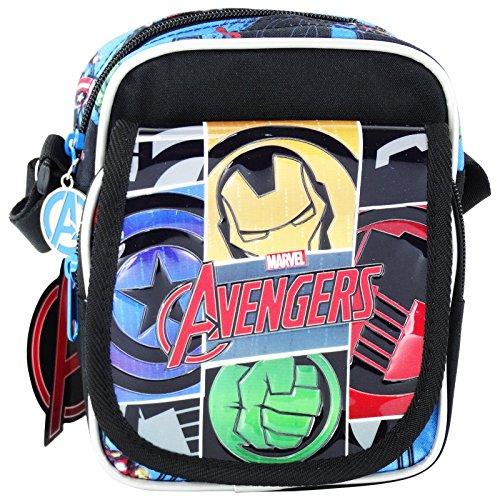 Marvel Avengers Borsa Messenger Bambino a Spalla a Tracolla