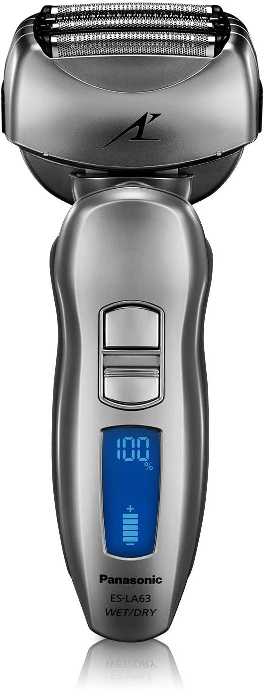 Panasonic ES-LA63-S - Afeitadora (battery/accu, Litio-Ion, 1 h ...