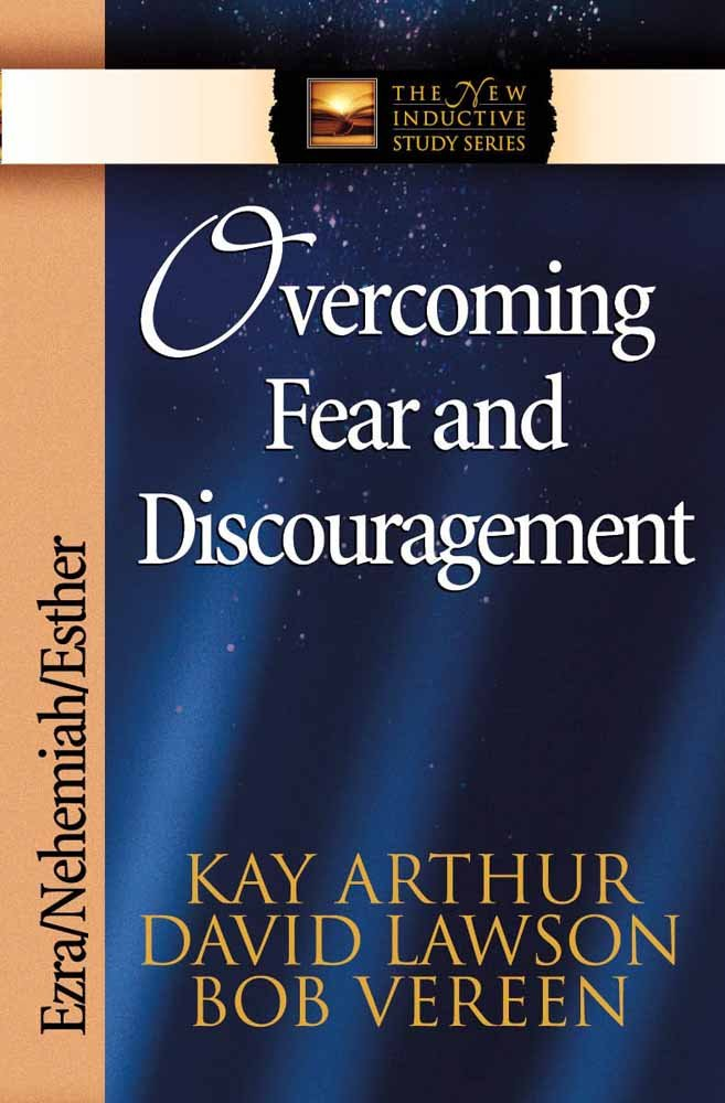 Overcoming Fear Discouragement Nehemiah Inductive product image