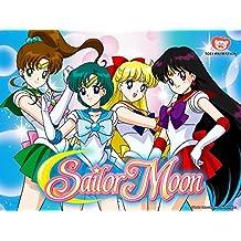 Sailor Moon (Original Japanese Version) Season 1 Volume 2