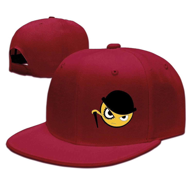 HIITOOP Cute Expression Baseball Cap Hip-Hop Style