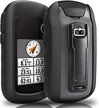 TUSITA Funda para Garmin eTrex 10 20 20X 22X 30 30X 32X - Funda Protectora de Silicona Skin - Accesorios de Mano GPS Navigator: Amazon.es: Deportes y aire libre
