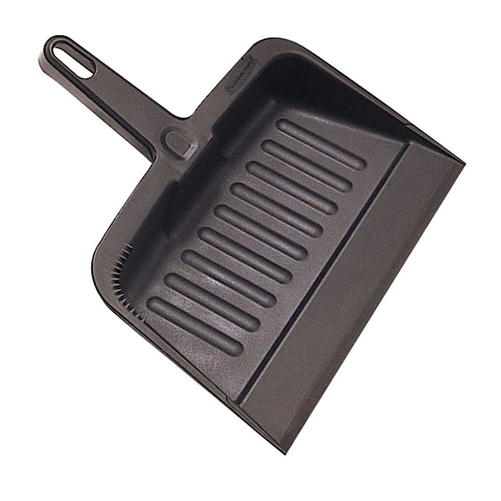 Rubbermaid Commercial Products 12-1/4 in. Heavy Duty Dust Pan
