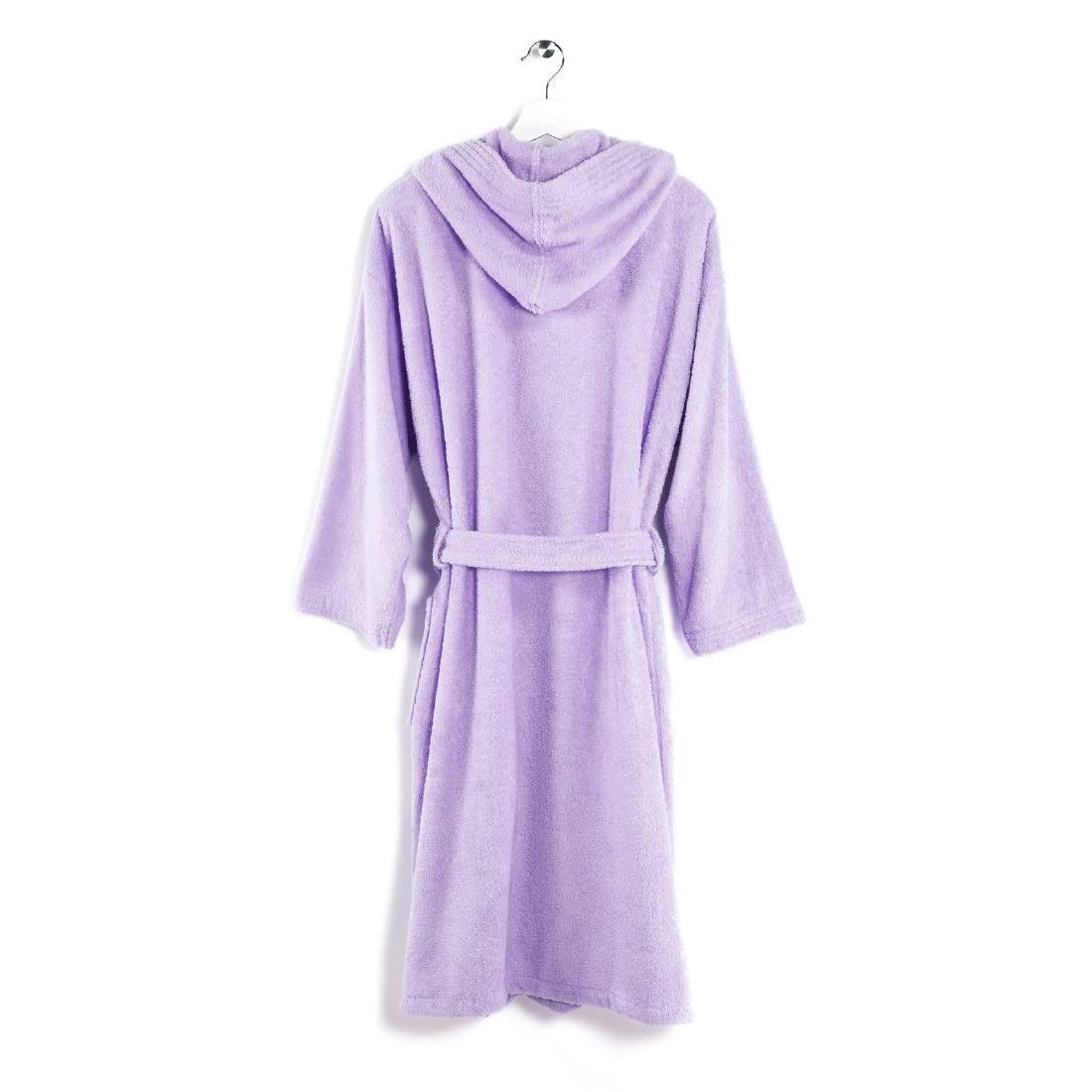 - Caleffi - Albornoz fabricado en tejido de toalla. Modelo: Arcobaleno. Gramaje: 400 g/m²: Amazon.es: Hogar
