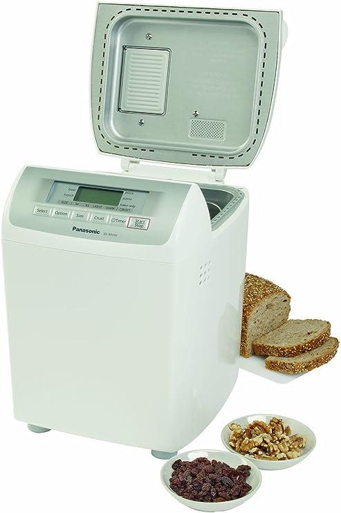 Amazon.com: Panasonic SD-RD250 máquina de pan ...