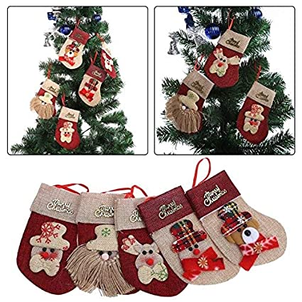 Amazon Com Envmenst Christmas Decorations Christmas Table