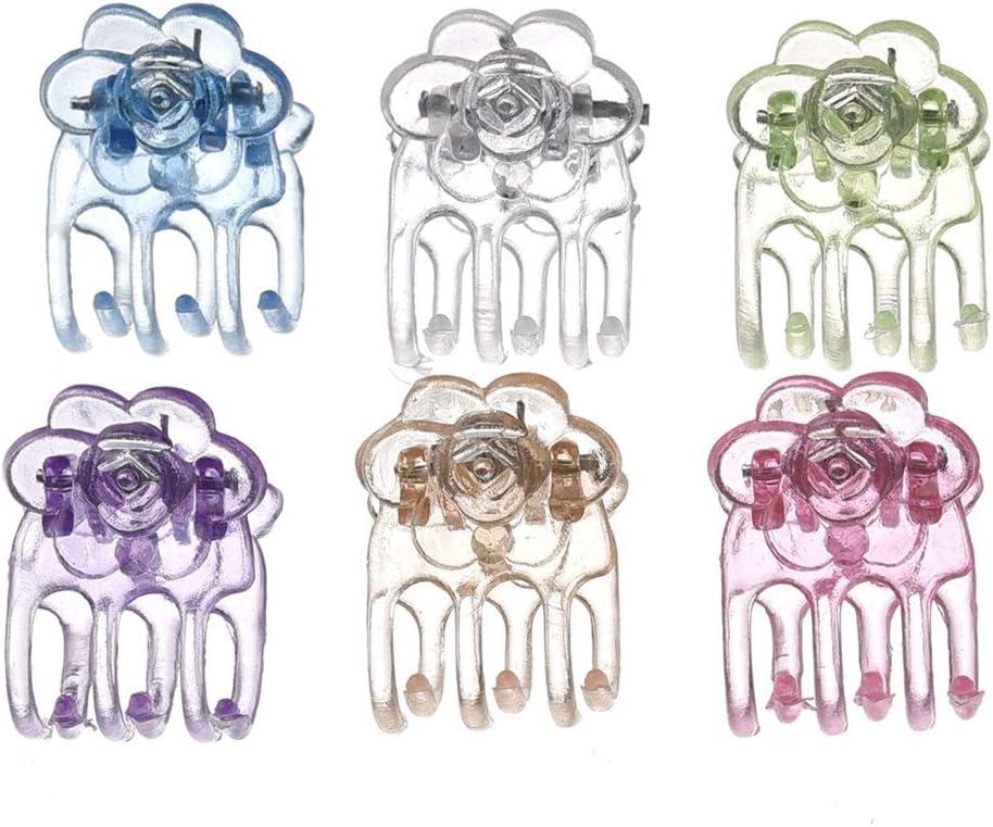 Katahomie Plant Clips Garden Support Clips Flower Clips 60pcs