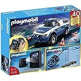 Playmobil City Action - Coche de City Action con cámara y radiocontrol (5528)