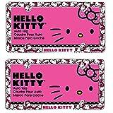 Chroma Hello Kitty Face Gead with Pink Bow Sanrio Auto Ca...