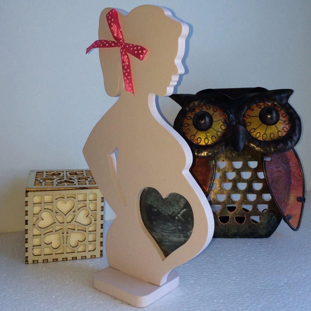 ULTNICE Mujeres embarazadas foto marcos accesorios decorativos para ...