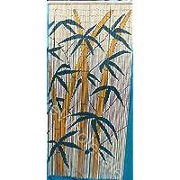 Sugar Cane Bamboo Curtain Blinds Door Fly Screen Room Divider Handmade 90 Strand
