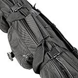 Tactical-Military-Rifle-Case-Double-Gun-Bag-Padded-Shoulder-Strap-Fits-Max-Length-39-rifle
