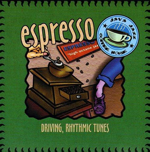 Price comparison product image Espresso: Driving,  Rhythmic Tunes