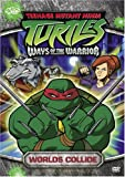 Teenage Mutant Ninja Turtles: Series 3, Vol. 2 - Worlds Collide