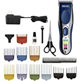 Wahl Hair Clipper Colour Pro Cordless/Cord - Chrome