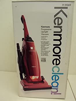 Kenmore Progressive Red Pepper Upright Vacuum