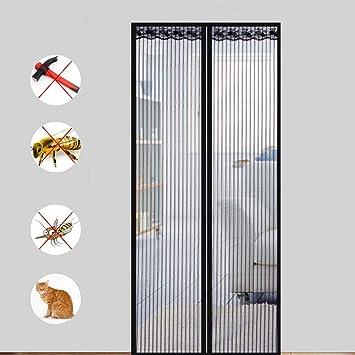 Porte Moustiquaire Magnétique Pour Porte Chat Recoupable Coulissante