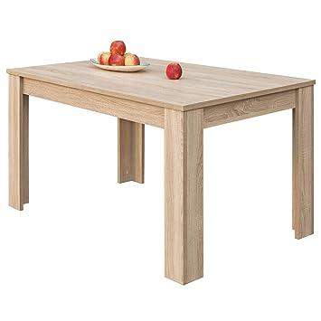 Toledo De Eglemtek Cm Salle Table 190 Manger Jusqu'à Extensible À NPXnOk80w