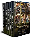 #10: Triple Range Western Romance Boxed Set: Books 1 - 6