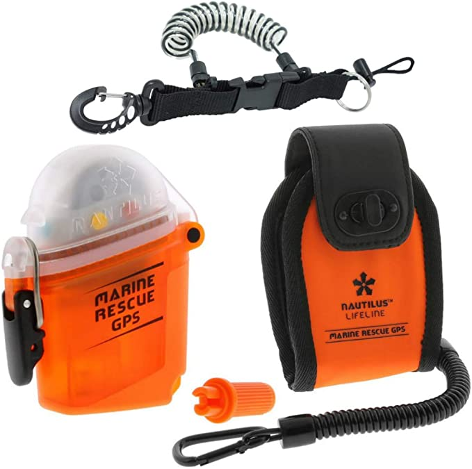 Nautilus Lifeline Marine GPS Silicone Pouch