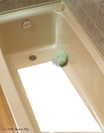 16u0026quot;x34u0026quot; Peel And Stick Bathtub Mat Adhesive Hotel Non Slip ...