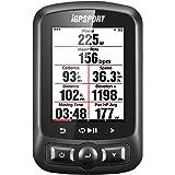 GPS サイクルコンピューター ANT +機能 iGPSPORT iGS618 ロードマップナビゲーション付き防水IPX7(サポート日本語表示)