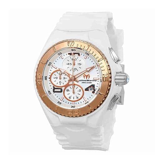 TECHNOMARINE CRUISE JELLYFISH RELOJ DE MUJER CUARZO SUIZO 40MM TM-115104: Amazon.es: Relojes