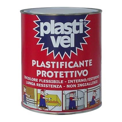 Barniz transparente plastivel 1 lt. impermiabilizzante