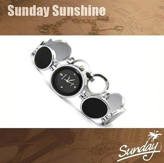 Regalo de la belleza en gastos de envío GRATIS! Relojes, reloj de pulsera de la Popular de 2013, el reloj de las mujeres: Amazon.es: Relojes