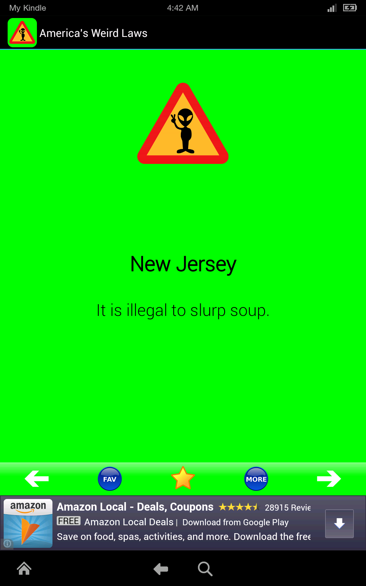 strange laws weird america funny dumb stupid states united facts bizarre app legal jokes games dictionary general laugh adults