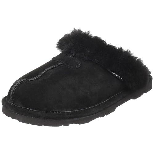 Bearpaw Loki, Zapatillas de Estar por casa para Mujer: Bearpaw: Amazon.es: Zapatos y complementos