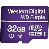 Cartao Micro SD Purple Intelbras de 32GB para Sistemas de Seguranca Eletronica Intelbras, Cartões SD, Roxa, Único