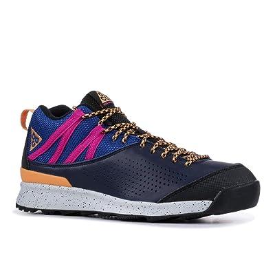 Nike Okwahn Ii Mens 525367-400   Fashion Sneakers