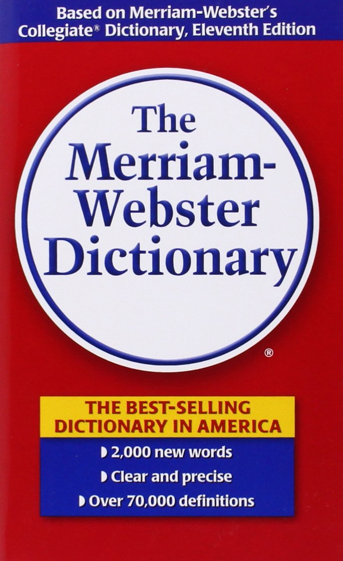 Webster Dictionary