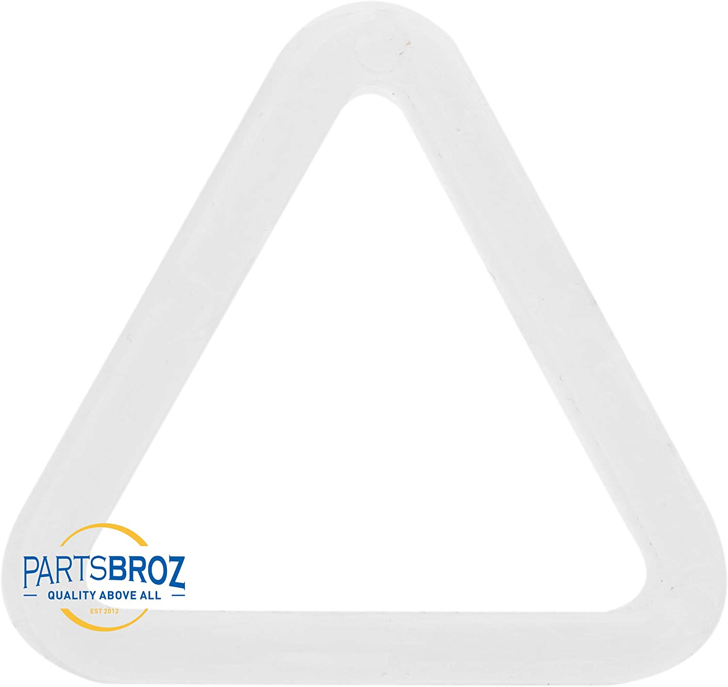 DC61-01228A Drum Support Roller Retainer for Maytag Dryers by PartsBroz Replaces Part Numbers AP4202087 /& 2069098