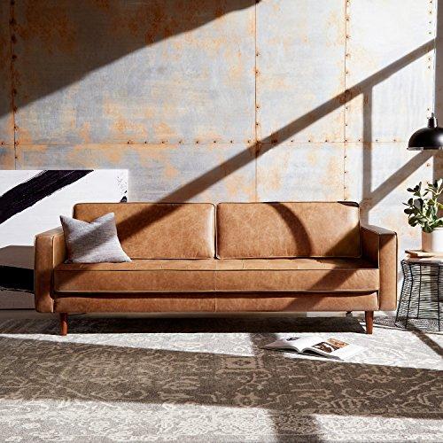 Rivet-Aiden-Tufted-Mid-Century-Velvet-Bench-Seat-Sofa
