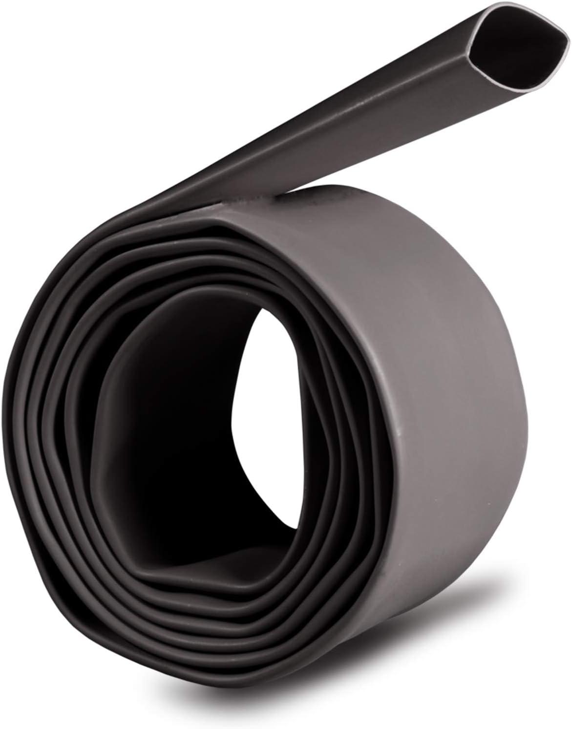 270PCS 3:1 Waterproof Dual Wall Adhesive Heat Shrink Wire Heatshrink Tubing K^JY