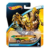 Hot Wheels DC Universe Comics Hawkman Vehículo