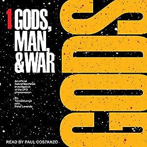 Gods: Sekret Machines Audiobook