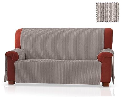 JM Textil Cubre sofá Rino Tamaño 3 plazas (150 Cm.), Color 06