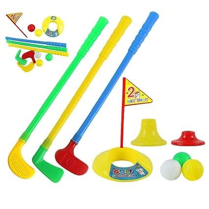 Formulaone 1 Juego plástico Juguetes de Golf para niños al ...