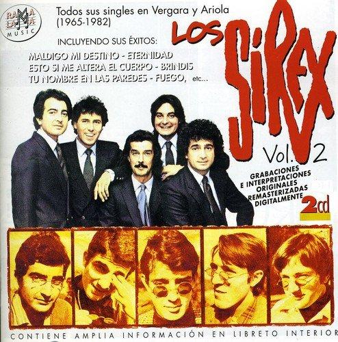 Todos Sus Singles En Vergara Y Ariola: Los Sirex: Amazon.es: Música