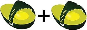 Evriholder Avo Saver Avocado Holder, 2 pack