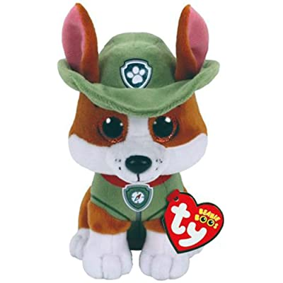 "Ty Licensed Beanie Paw Patrol Tracker -Chihuahua Dog - med 13"": Toys & Games"
