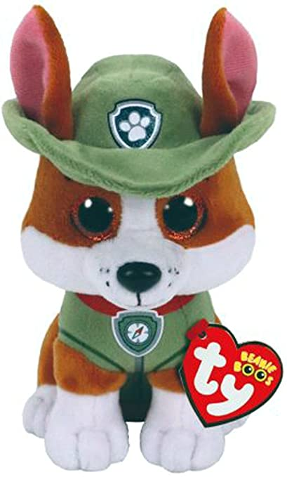 87b6832a9e4 Image Unavailable. Image not available for. Color  Ty Licensed Beanie Paw  Patrol Tracker -Chihuahua Dog ...