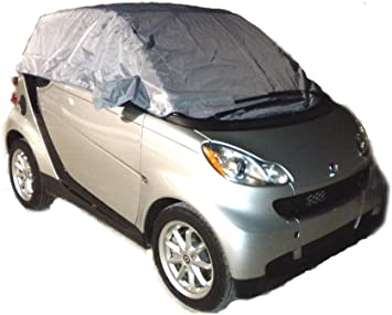 Durable Lip Protector tech automotive Smart FORTWO CABRIOLET 04-02 Heavy Duty Car Boot Trunk Liner S Water Resistant