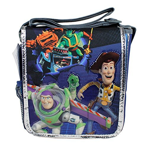 Disney Toy Story Lunch - Disney Toy Story 3 Blue Boys Insulated Lunch Bag